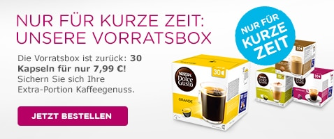nescafe dolce gusto aktion maschine home goods store coupons. Black Bedroom Furniture Sets. Home Design Ideas