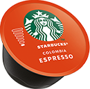 NESCAFÉ® Dolce Gusto® Starbucks Single-Origin Coffee Colombia Espresso