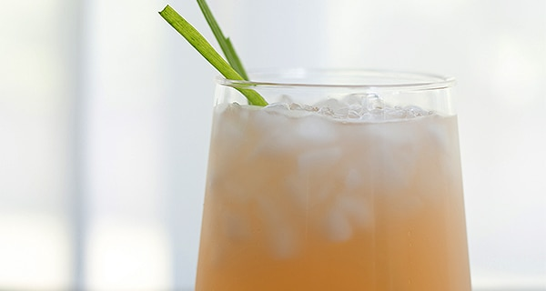 Cocktail mit Marrakesh Style Tea