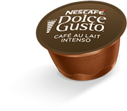 Cafe au lait Intenso Kapsel