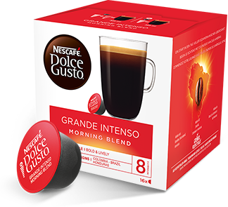 NESCAFÉ® Dolce Gusto® Grande Intenso Morning Blend Kapselpackung